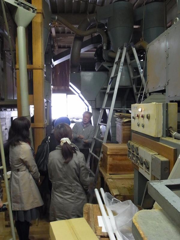 サスナカ牧野商会さんでは、工場の見学と高級品☆玉露を堪能!