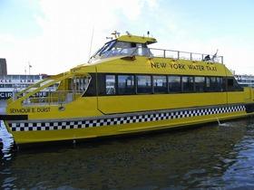 NYの海上タクシー