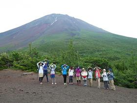 【頂上を目指さない富士山】夏の御中道ハイキング