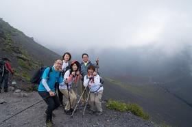 富士下山オーダーメイドツアー
