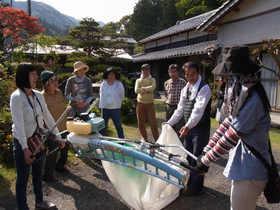 2014 新茶ツアー 静岡茶発祥の地足久保で茶摘みの手伝(てんだ)い Vol.2