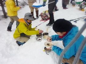 富士山腹スノーハイク~冬の森で遊ぼうvol.3