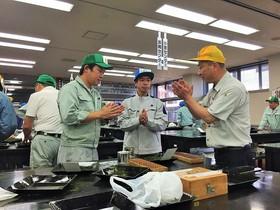 【日程変更のお知らせ】茶市場見学ツアーは5/10まで。