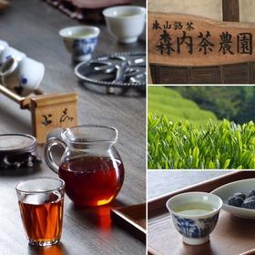 森内茶農園お茶体験、受付中!