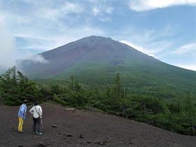 富士山をゆっくり歩きたい方へ。