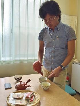 【御殿場市】有限会社 勝又製茶