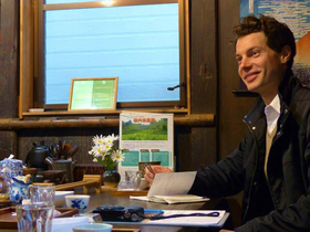 オスカルさんと行く日本茶の魅力再発見ツアー(静岡市・牧之原市)