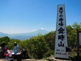 ~富士登山入門~ 天下の名峰・金時山でトレーニングツアー